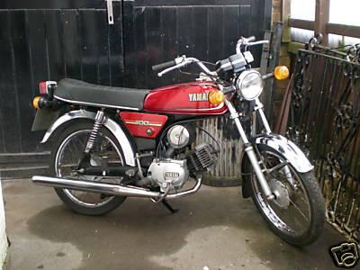 Classic yamaha motorcycles user manuals yamaha yb100 fandeluxe Gallery