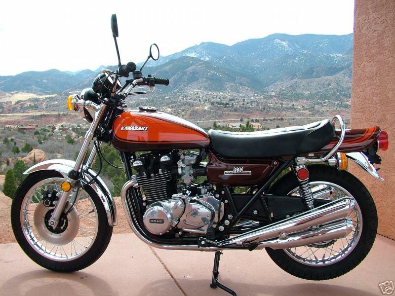 Kawasaki Z1 Gallery | Clic Motorbikes