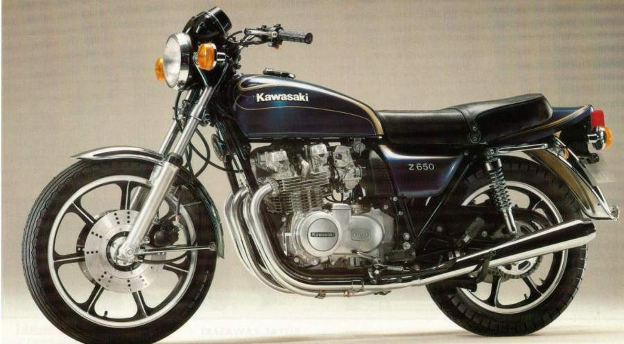 Kawasaki Z650 Gallery Classic Motorbikes