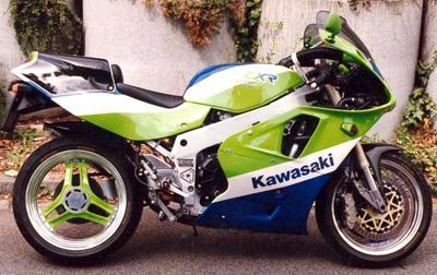 Kawasaki Zxr Quarter Mile