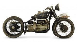 ex- Hubert Chantrey Brough Superior 750cc BS4