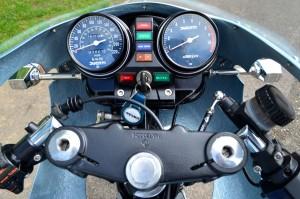 Ducati 900 Super Sport Darmah Dashboard