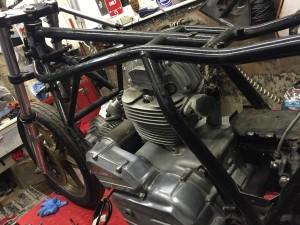 Ducati 900SSD Restoration