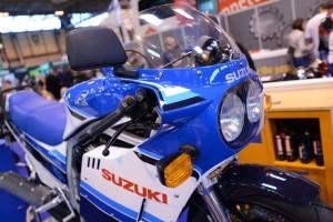 Suzuki GSX-R750F restoration