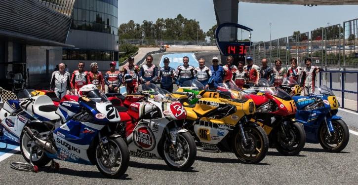 World GP Bike Legends returns at the ADAC Sachsenring Classic
