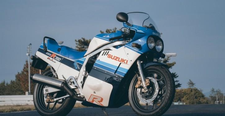 Classic Suzuki GSXR750