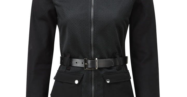 Ladies Zephyr Armoured Summer Riding Jackets