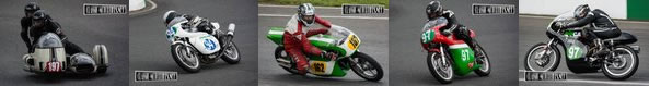 British Historic Racing - Mallory Park 28 Aug 2016