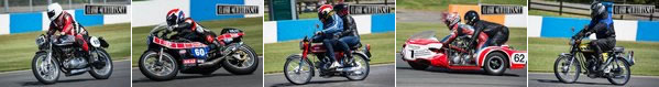 Donington Classic Motorcycle Festival 2016