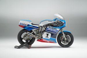 Suzuki XR69 replica