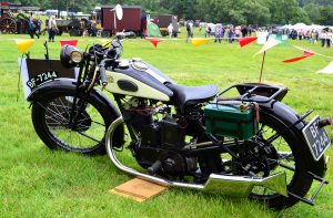 Dunelt Montlhery 350cc available in May 1929 for £51 5s with speedo