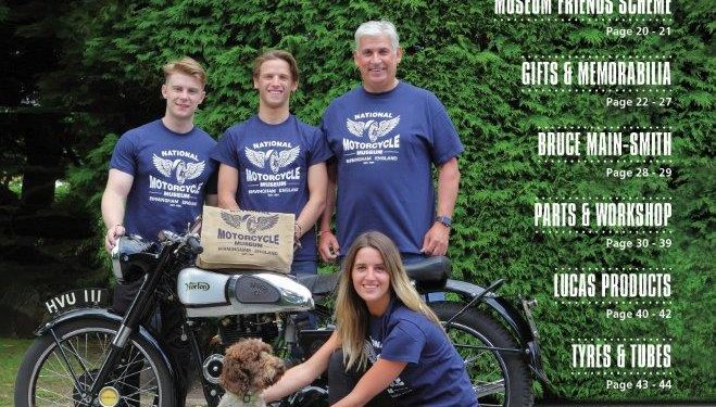 Museum Legends Mail Order Catalogue Launched