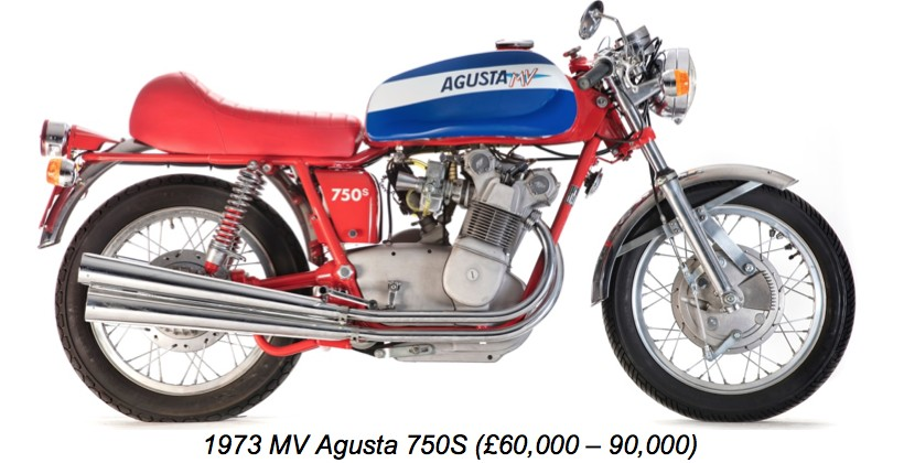 italian classic bikes adds flavour to classic bike auction
