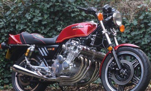 Honda CBX1000