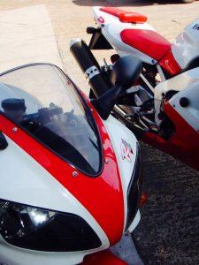 1998 Yamaha YZF1000