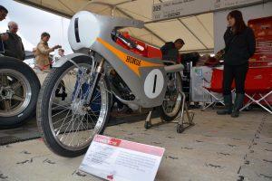 Honda's RC116
