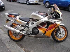 Honda Fireblade RR-R