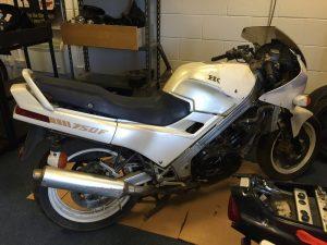 Honda VFR750FG