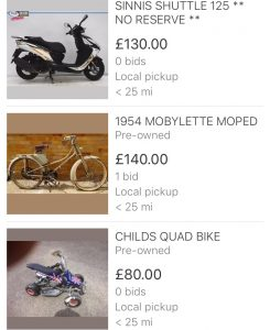 motorcycle classifieds