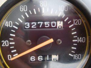 DT125MX Clocks