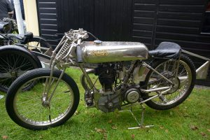 The Grindlay-Peerless lapped Brooklands at over 100mph in the 20s