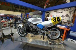 1989 RGV500 racer