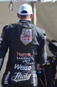 Win Peter Hickman's Isle of Man TT leather suit