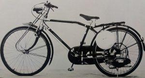 The First Honda Cub
