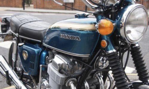 Honda CB750K0