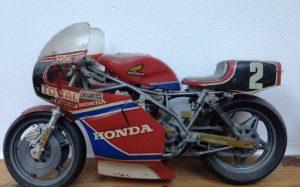 Honda Tamiya Model Kit