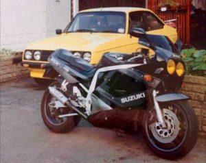 Slabby GSXR1100 Suzuki