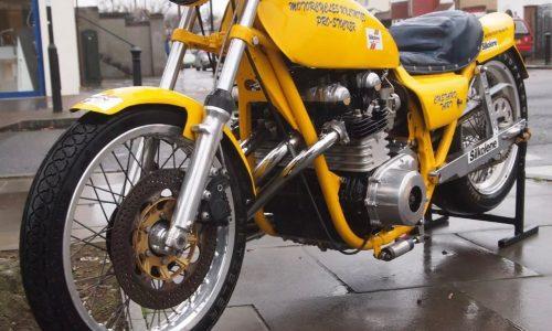 Imperial Wizard Pro Stock Drag Bike