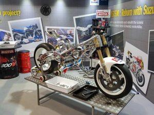 Kevin Schwantz's RGV500