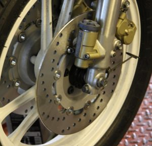 RG500 calipers