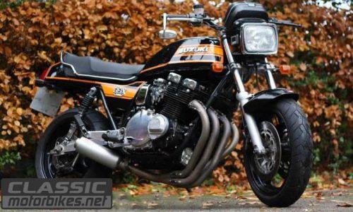 Suzuki GSX1100ET Special