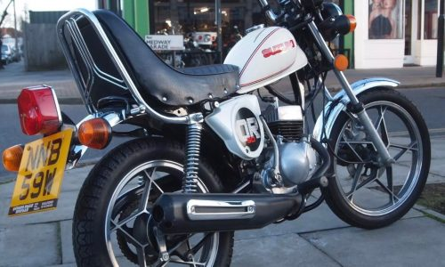 Suzuki OR50 Funky Moped