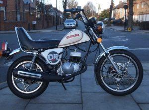 Suzuki OR50 Moped