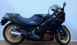 Suzuki RG Tamiya Model Kit
