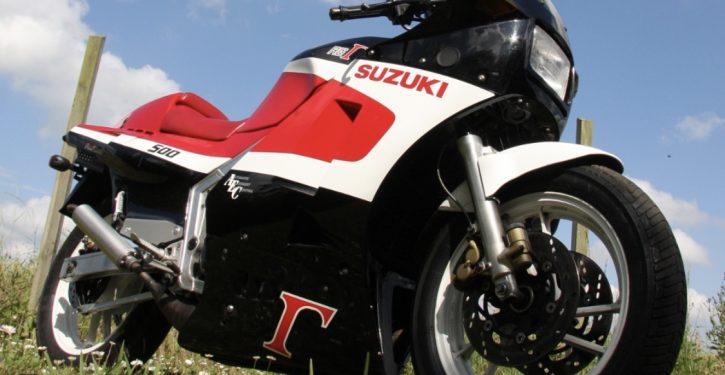 Suzuki RG500 Gamma