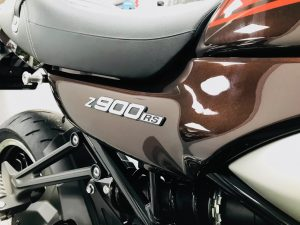 Z900RS Close-up