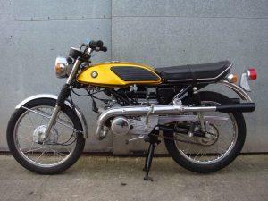 1969 Suzuki T90 Wolf