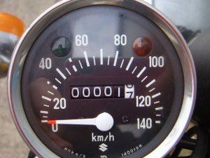 1969 Suzuki T90 Wolf zero miles
