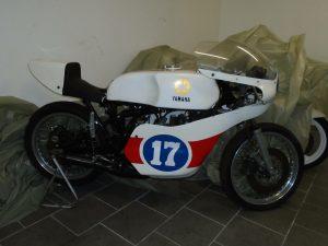 1977 Yamaha TZ250