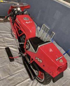 Ducati Laguna Seca F1