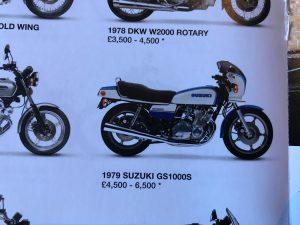 Honda GS1000S