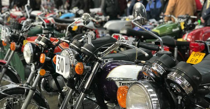 classic bike show