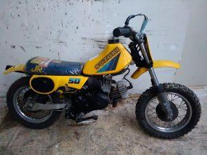 Suzuki JR50RD