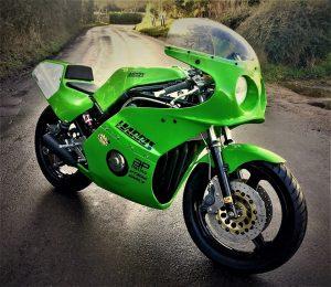 Kawasaki powered Magnum
