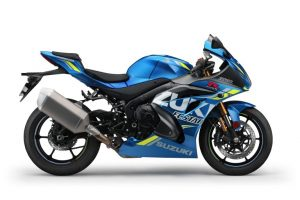 New MotoGP replica GSX-R1000 unveiled by Suzuki
