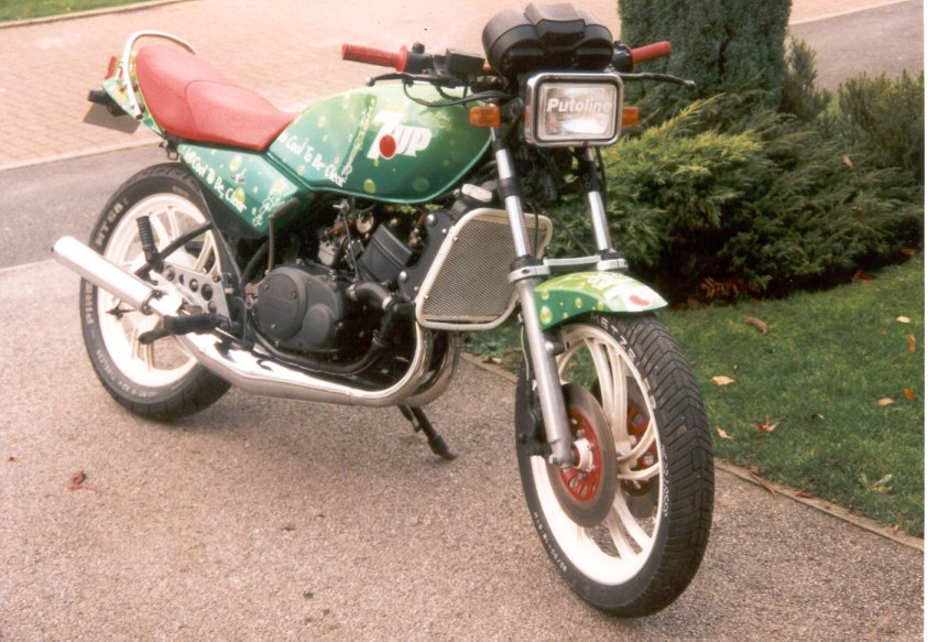 Iconic LC Special Parts Wanted - Classic Motorbikes